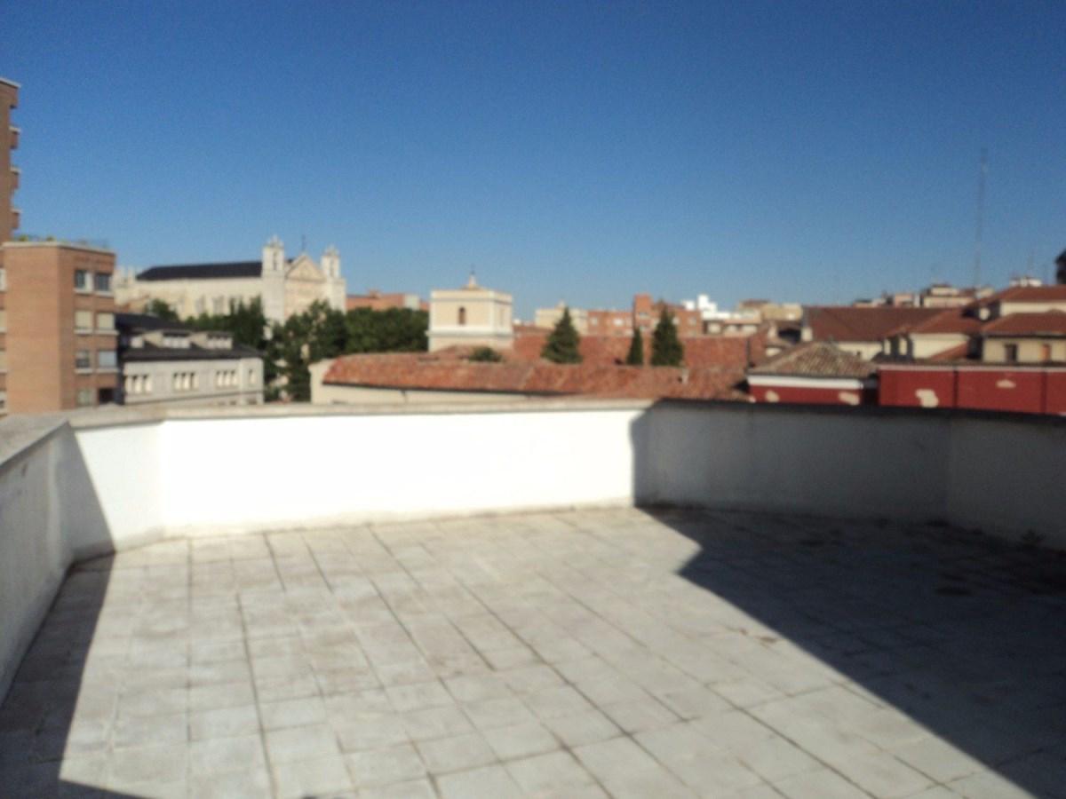 Ático en alquiler en San Quirce - Plaza de San Pablo