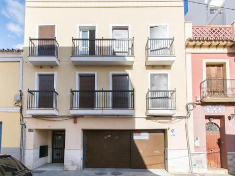Plantes intermitges en venda amb terrassa a Málaga Capital
