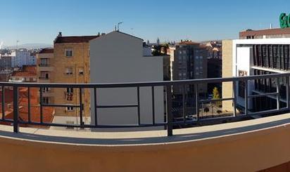 Áticos de alquiler en Salamanca Capital