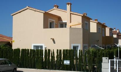 Houses for holiday rental at España