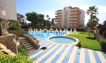 Pisos de alquiler con piscina en Ribera Baixa