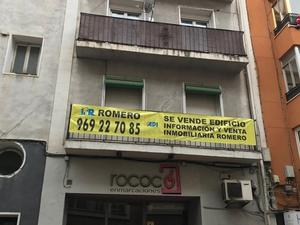 Edificis en venda a Cuenca Capital