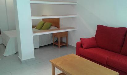 Estudios de alquiler con ascensor en Málaga Provincia