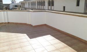 Ático en Alquiler en Atico Duplex a Estrenar Zona Bonaire-paseo Mallorca / Centre