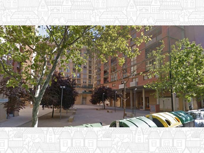 Foto 1 de Local comercial en  Alfonso Zapater Cerdán, 3 / La Jota,  Zaragoza Capital