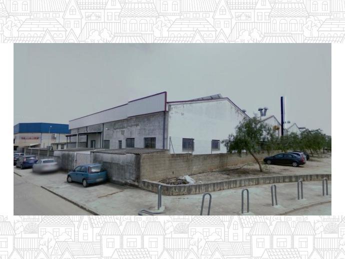 Foto 1 de Nave Industrial en  Polígono Del Pla, 16 / Alcàsser