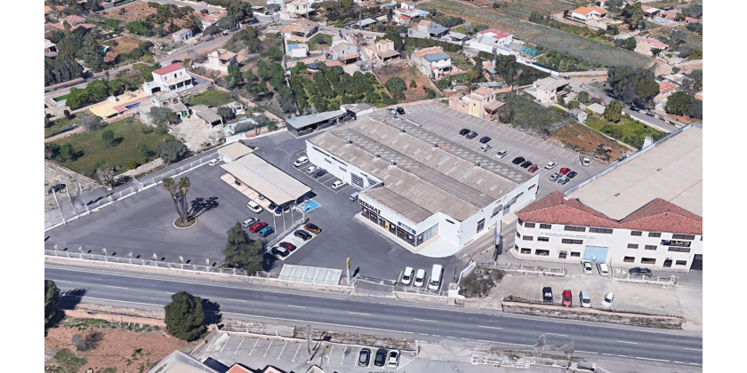 Bâtiment à usage industriel  Carretera viver borriana, 20