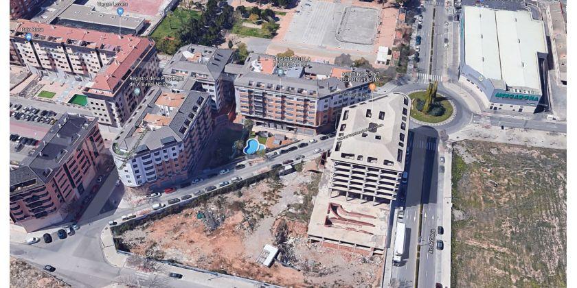 Edifici  Calle condes de barcelona, 32