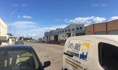 Fabrik Grundstücke zum verkauf in Rafelbuñol / Rafelbunyol