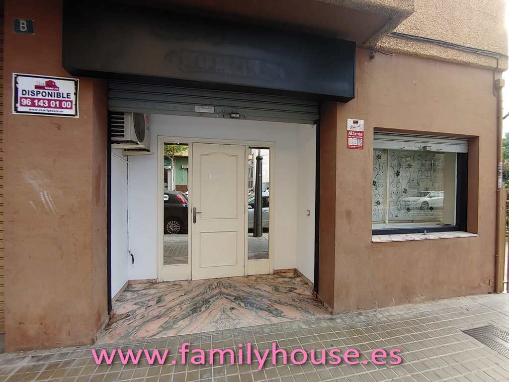 Lloguer Local Comercial  Calle valencia. Oportunidad en alquiler