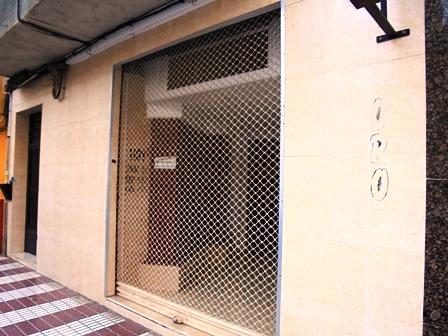 Lloguer Local Comercial  Castellón de la plana ciudad - centro - trinidad. Local comercial en planta baja de alquiler: en pleno centro call