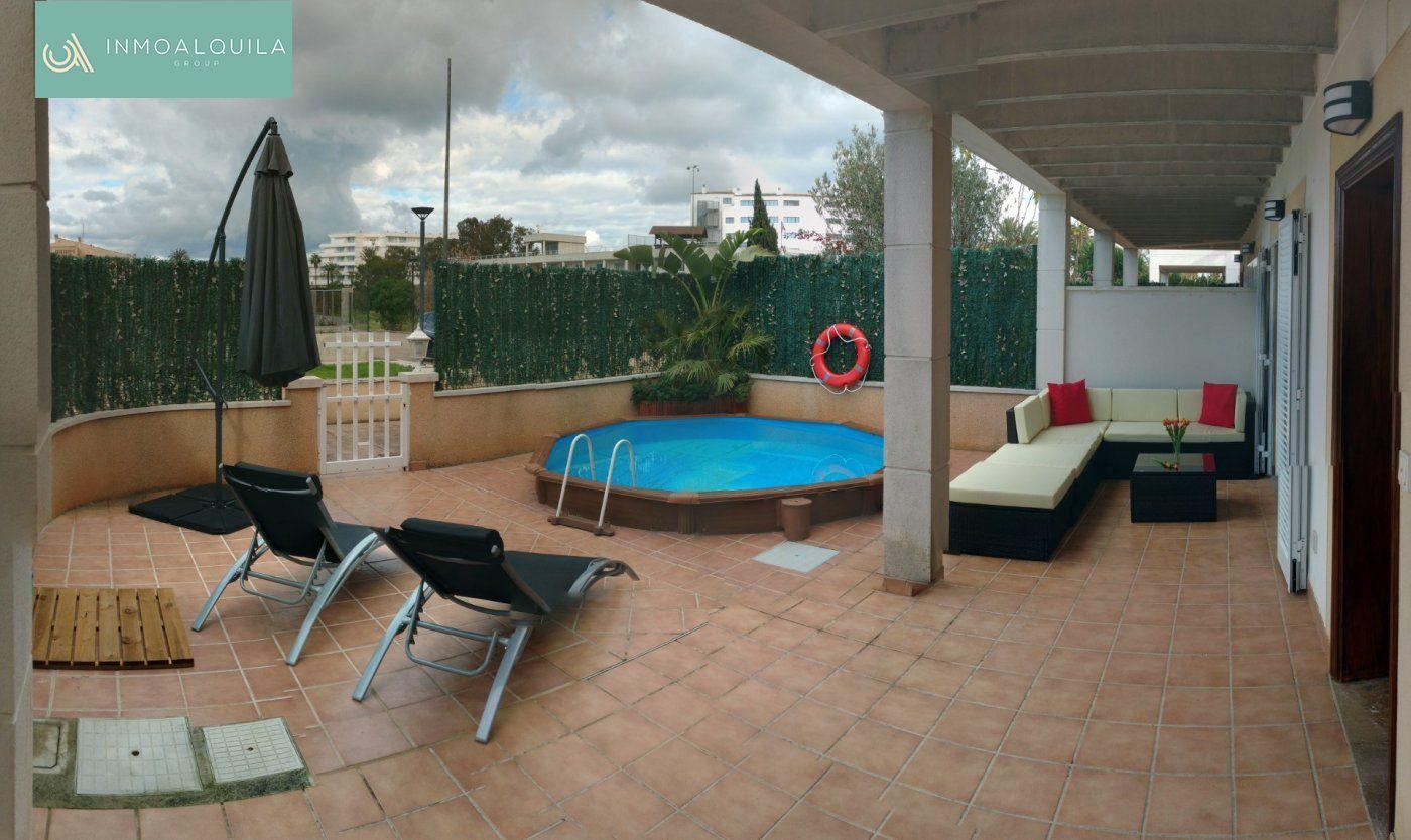 Alquiler Casa  Alcúdia ,puerto de alcúdia. Adosado en puerto alcudia