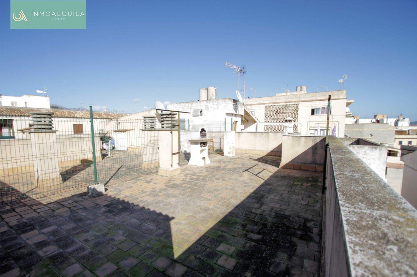 Pis  Lloseta ,pueblo. Segundo piso en lloseta con terraza privada, parking y trastero