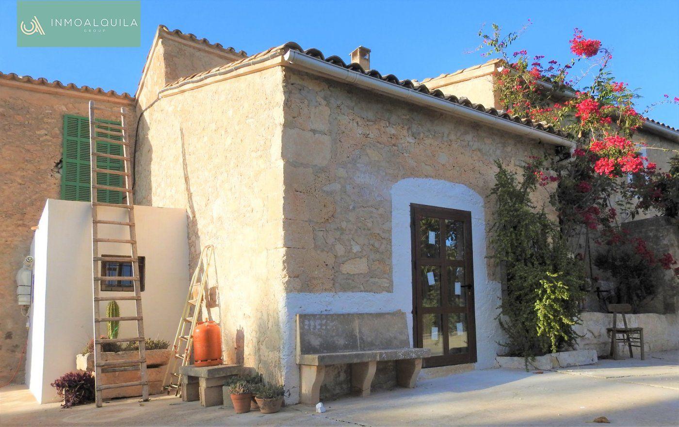 Location Maison  Llubí ,llubi. Casa de campo entre llubi y muro. 1hab, 1baño, vistas despejadas