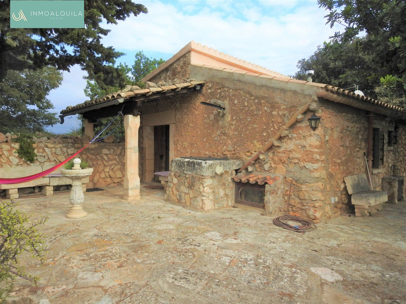 Location Maison  Llubí ,llubi. Se alquila bonita finca rustica en llubi. 2hab, 1baño, terraza,