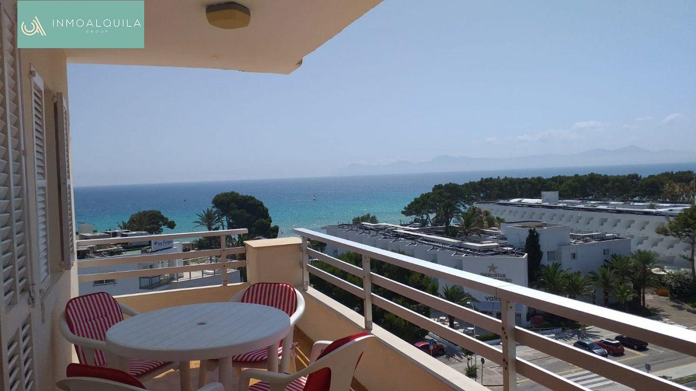 Location Appartement  Playa de muro ,playas de muro. Piso con vistas al mar. posibilidad de alquilar julio y agosto
