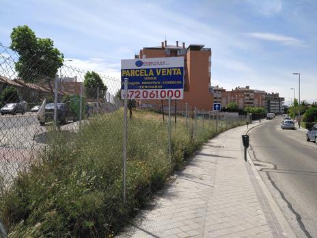 Terrenos de alquiler en Madrid Provincia