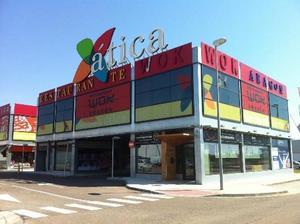 Alquiler Local comercial  logroño - centro comercial ática