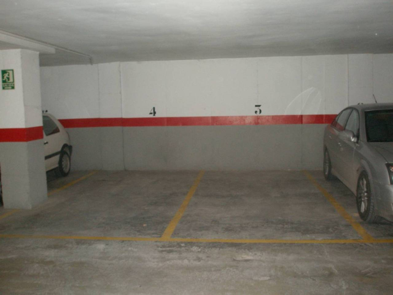 Parking voiture  San carlos. Superf. 10 m², 1 plazas, subterráneo.