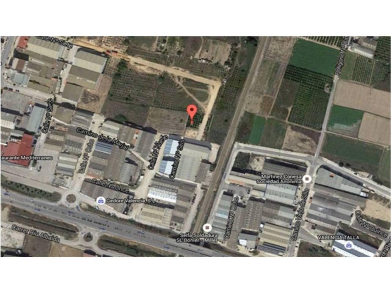 Solar urbano  Albal. Altura piso 2º, solar superficie total 105 m², superficie solar