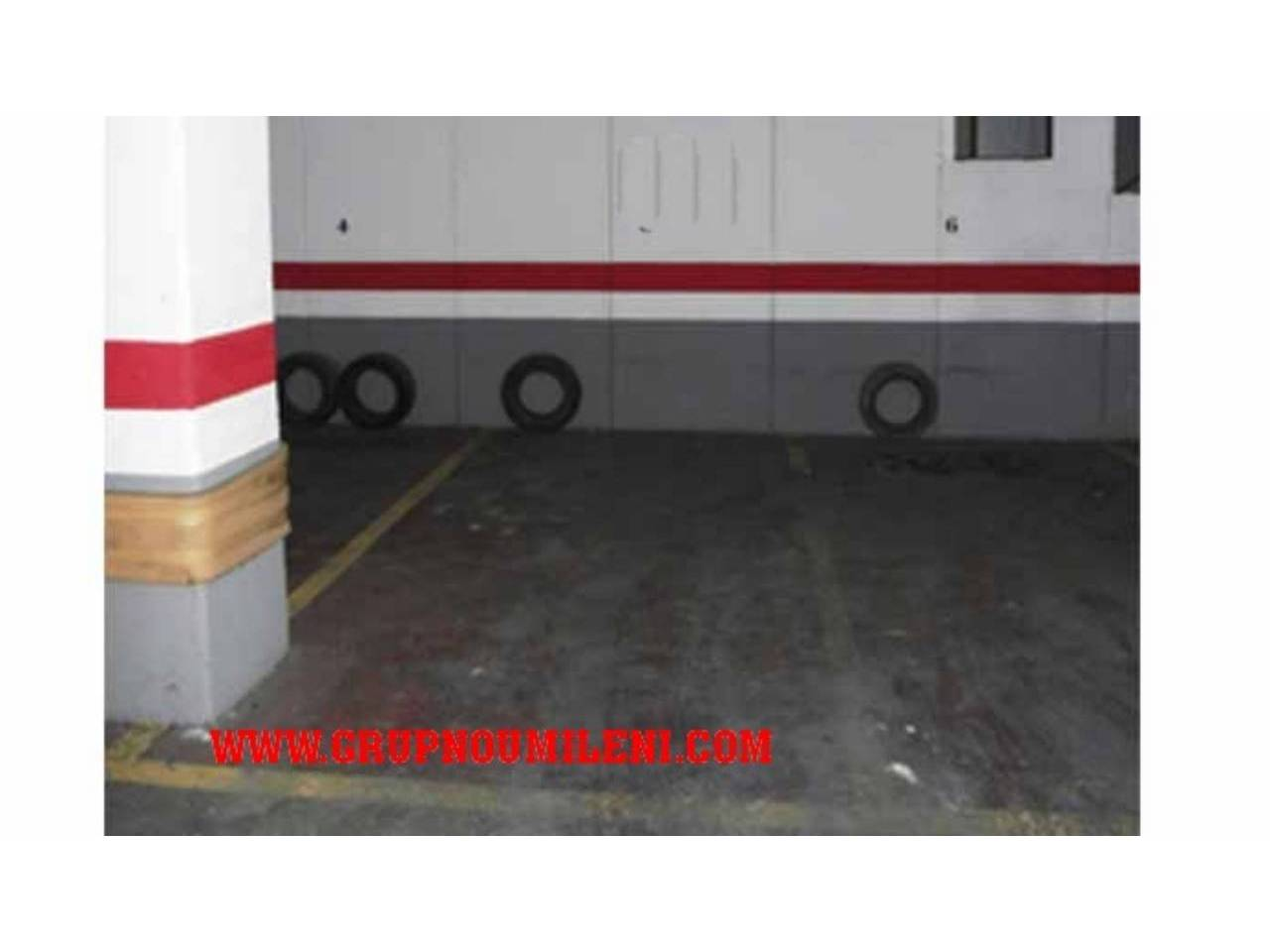 Car parking  Parque alcosa. Superf. 50 m², 1 plazas.