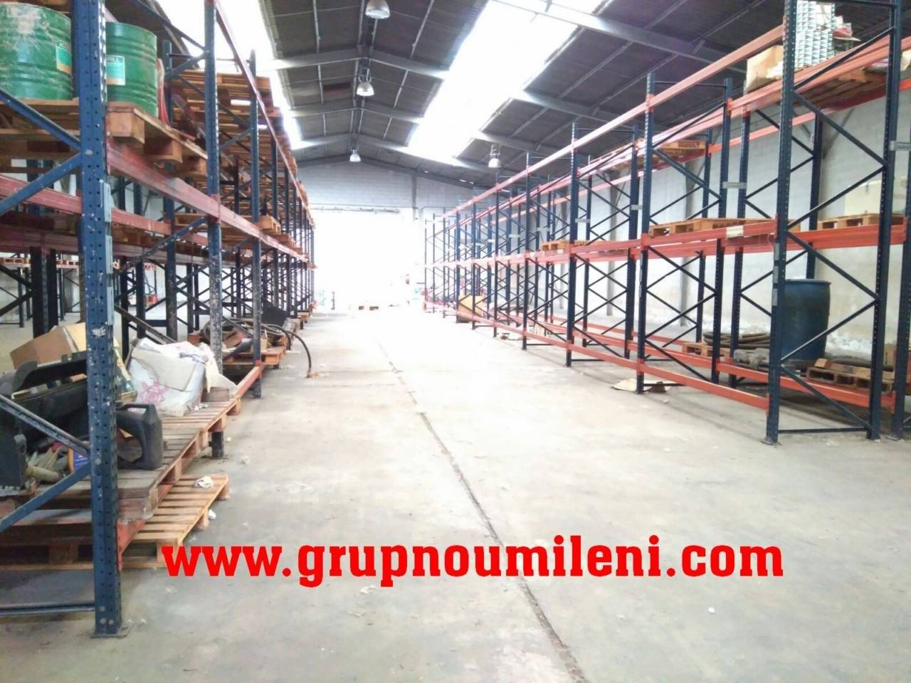 Lloguer Nau industrial  Massanassa. Superf. 3785.59 m², 5880.20 m² solar, alcantarillado, asfaltado,