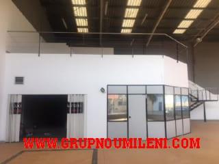 Nave industrial en Alaquàs. Superf. 532 m², 532 m² solar,  1 , alcantarillado, asfaltado, al