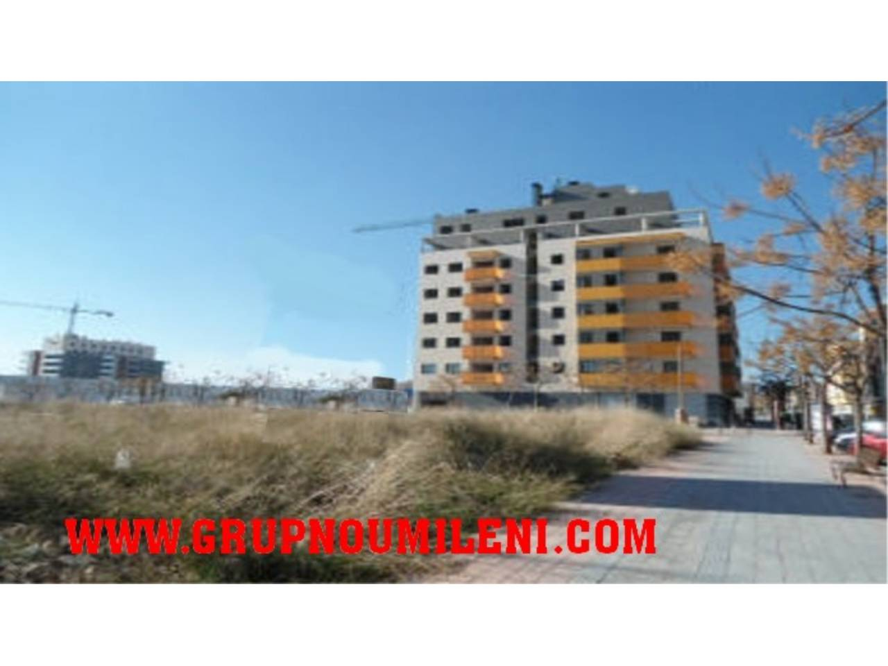 Urban plot  Albal. Superficie total 679 m², solar superficie solar 679 m², cualific