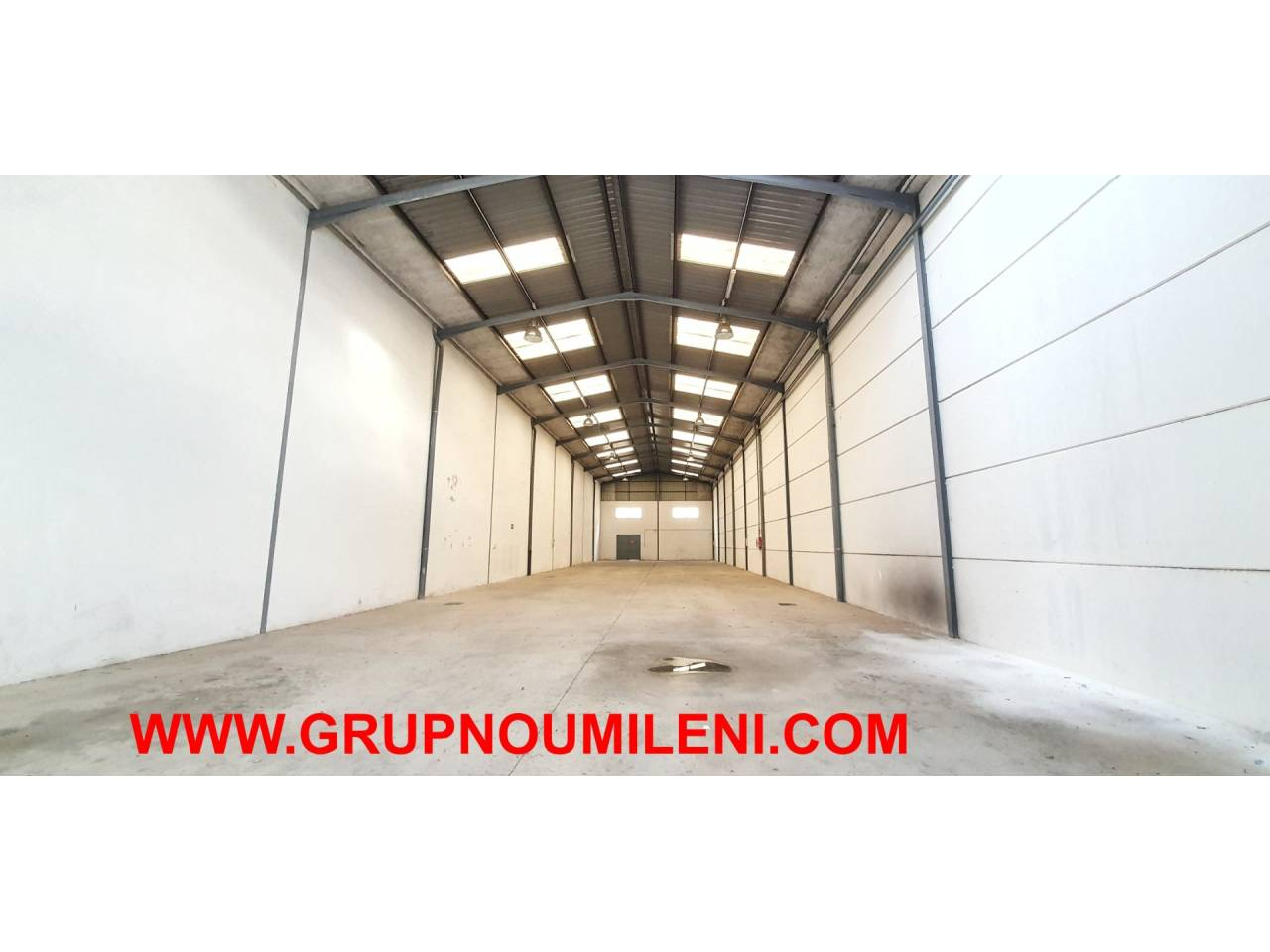 Nau industrial  Silla. Superficie total 547 m², nave industrial superficie solar 547 m²
