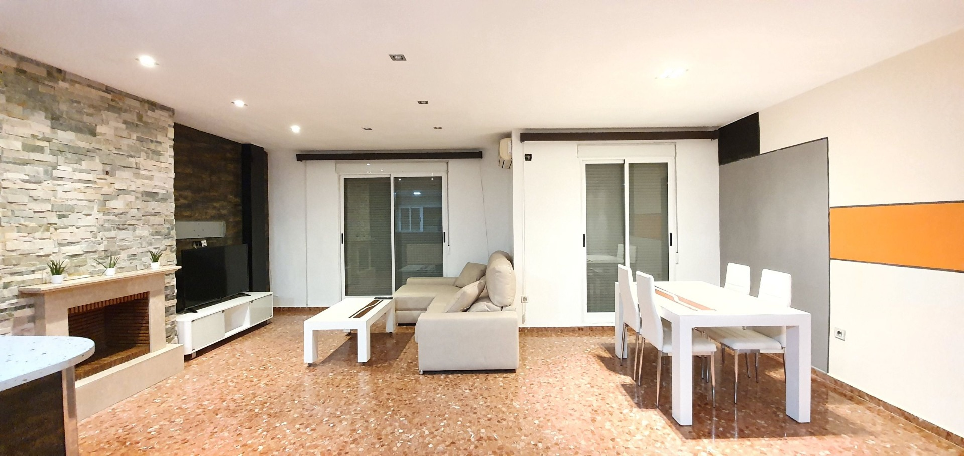 Lloguer Pis  Colegio juan esteve. Altura piso 3º, piso superficie total 90 m², superficie útil 90