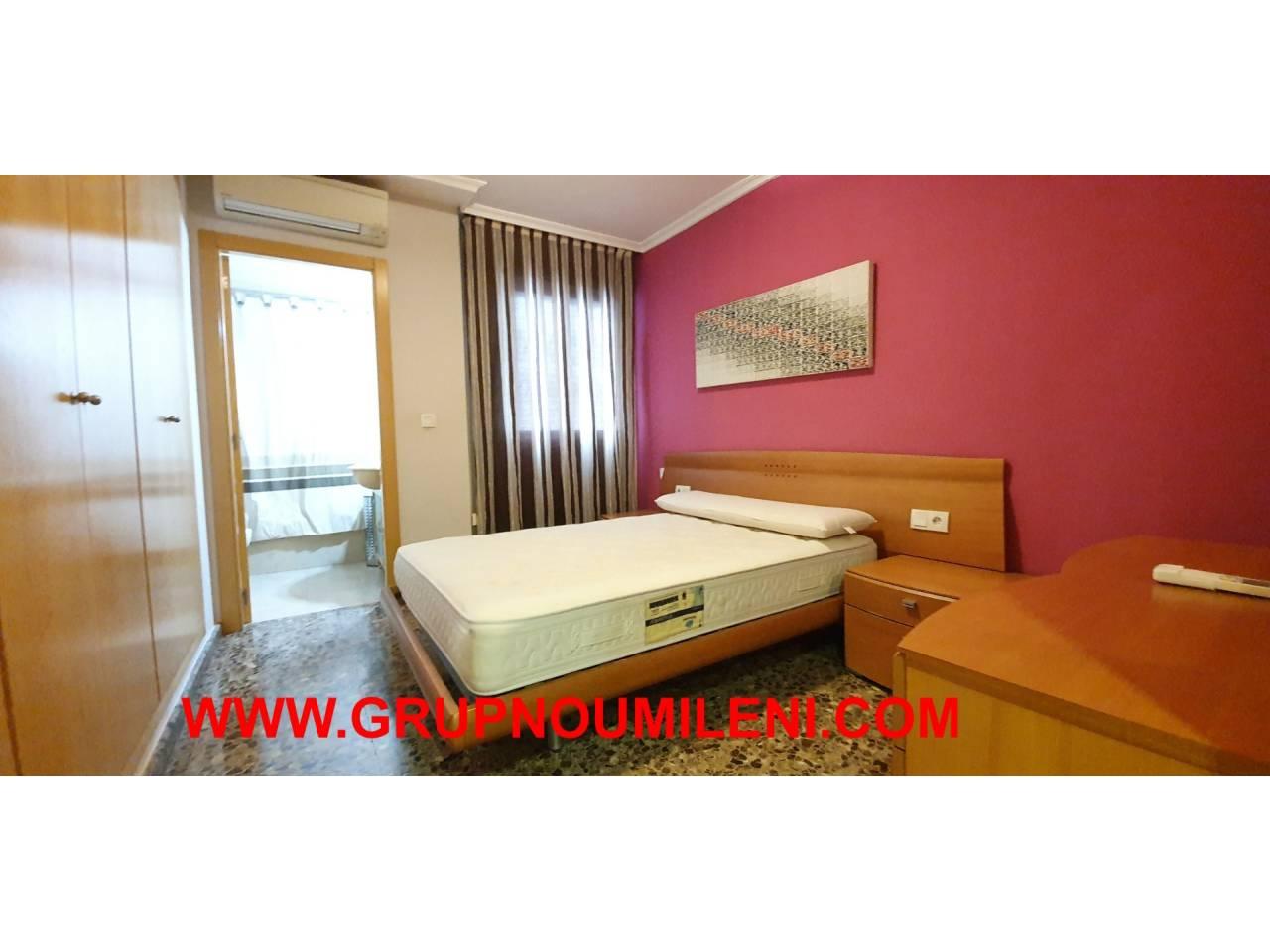 Miete Etagenwohnung  Benetússer. Altura piso 2º, piso superficie total 90 m², superficie útil 85
