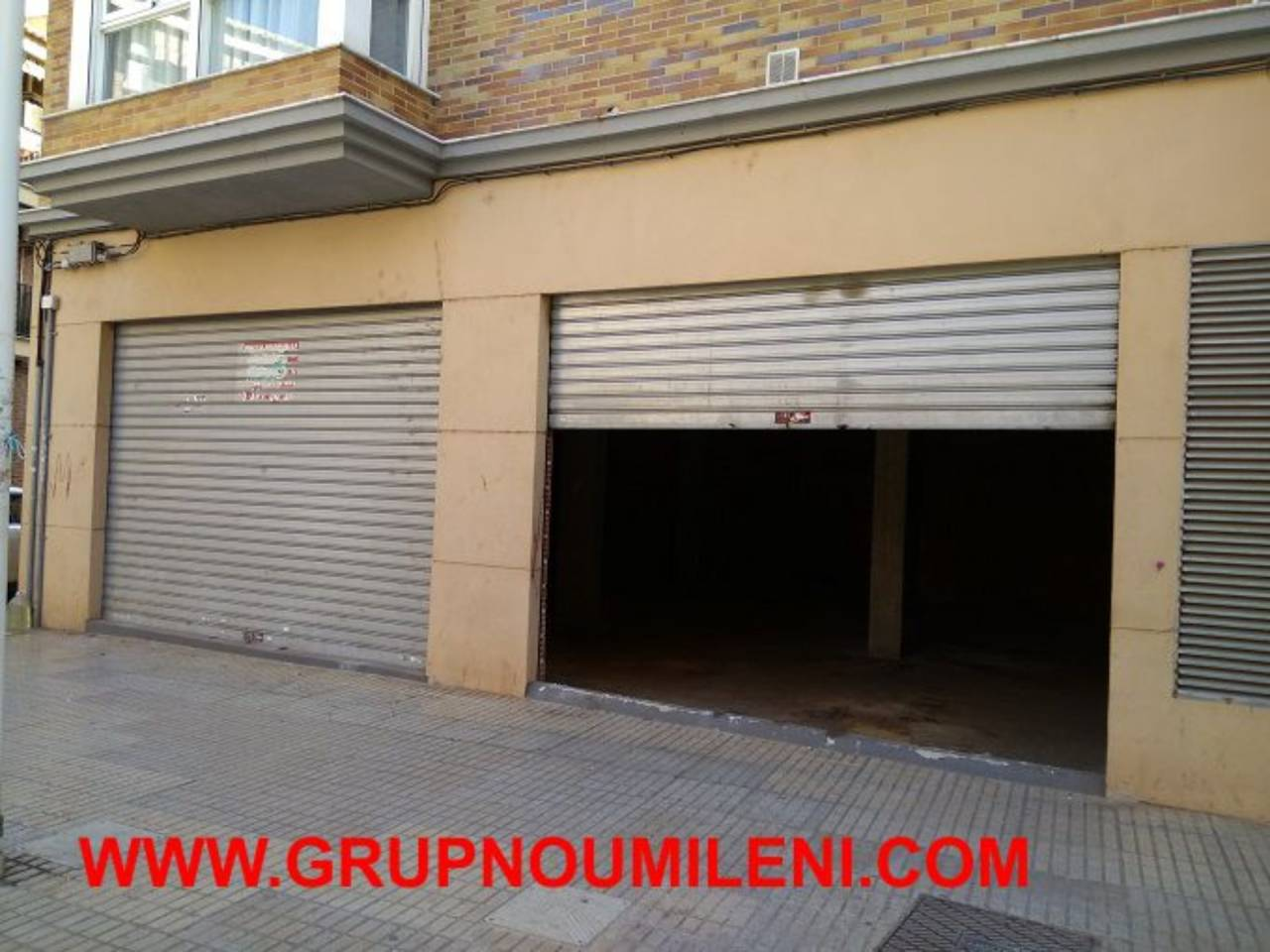 Local Comercial  Calle florida. Superficie total 115 m², local superficie útil 106 m², estado co