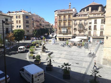 Plantas intermedias en venta en Salamanca Capital