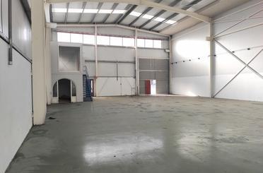 Nave industrial de alquiler en Barros - Polígono de Barros, Los Corrales de Buelna