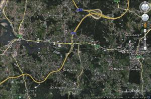 Terreno Urbanizable en Venta en Carretera Ramallosa-gondomar / Nigrán