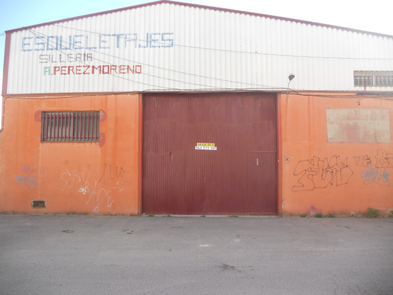 Alquiler Nave industrial  Camino san roque