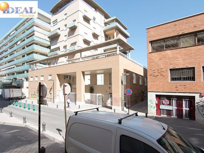 Foto 1 de Oficina de alquiler en Constitución Pajaritos - Plaza de Toros, Granada