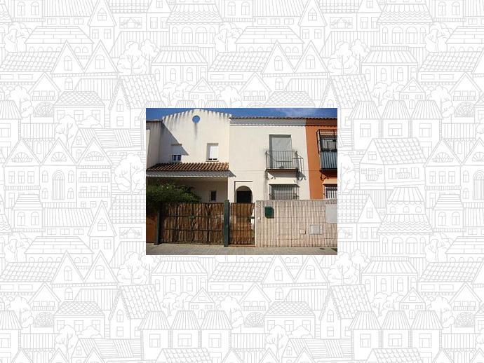 Casa adosada en umbrete en calle uruguay 140741862 fotocasa for Amueblar casa completa