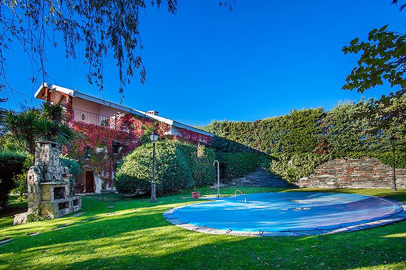 Casa en venta con 571 m2, 4 dormitorios  en Las Rozas de Madrid