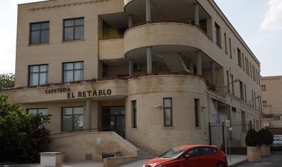 Edificio de alquiler en Industrias, 12, Alcorcón