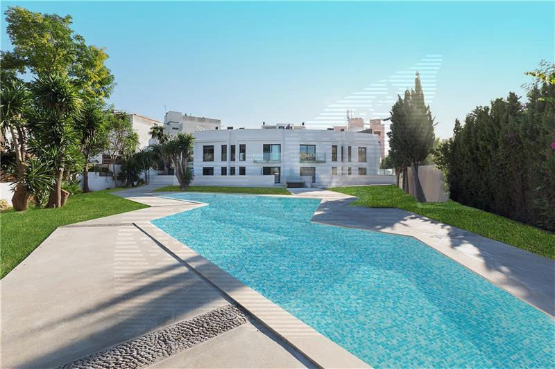 Ático en venta con 95 m2, 2 dormitorios  en Centro  (Palma de Mallorca
