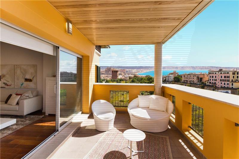 Piso en alquiler con 174 m2, 4 dormitorios  en Centro  (Palma de Mallo