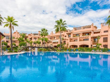 Habitatges en venda a Estepona