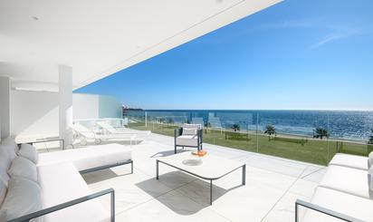 Erdgeschosswohnungen zum verkauf mit Terrasse in España