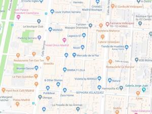 Viviendas en venta con calefacción en Recoletos, Madrid Capital