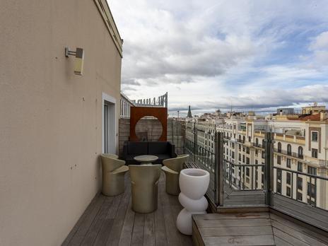 Áticos en venta con calefacción en Salamanca, Madrid Capital