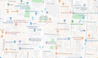 Pisos en venta baratos en Metro Lista, Madrid