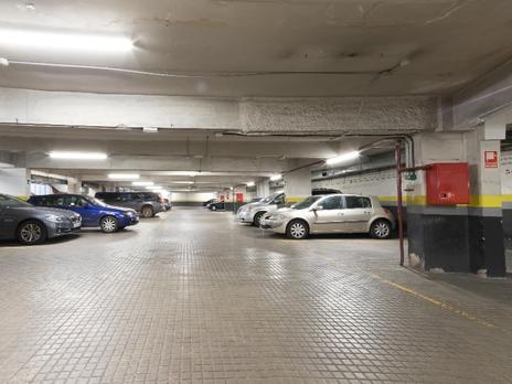 Garajes en venta en Madrid Capital