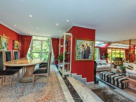 Casas adosadas en venta en Madrid, Zona de