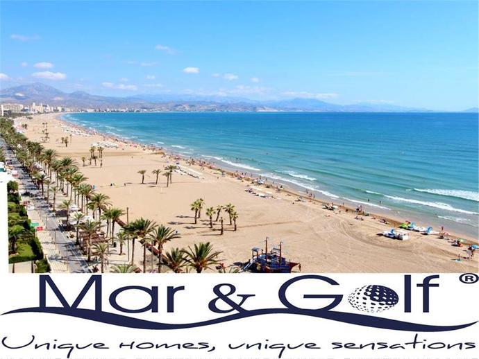 Piso en alicante alacant en playas en alicante alacant for Pisos en san juan de alicante